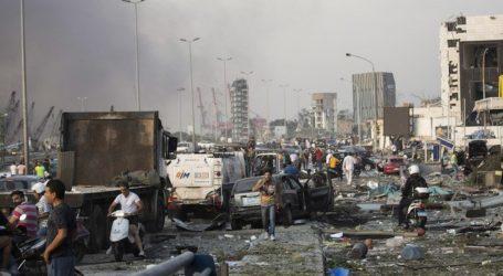Saudi dan Negara Teluk Ekspresikan Solidaritas atas Ledakan Beirut