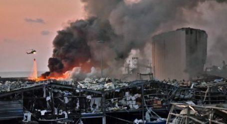 Korban Ledakan Beirut, 70 Tewas, 3.000 Terluka