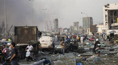Lebanon: Perusahaan Jerman akan Buang Bahan Berbahaya dari Pelabuhan Beirut