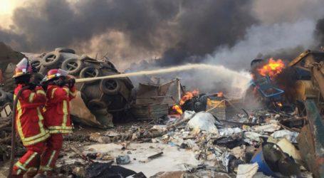 PBB Aktif Bantu Tanggap Darurat Ledakan Besar di Pelabuhan Beirut