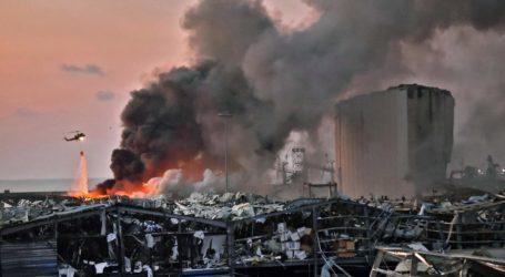 Gubernur Beirut: Seperti Ledakan Hiroshima atau Nagasaki