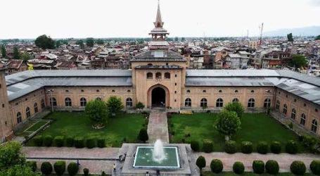 Pimpinan Masjid di Kashmir Serukan Persatuan Umat