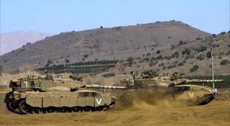 Militer Israel Umumkan Lakukan Penyergapan di Golan