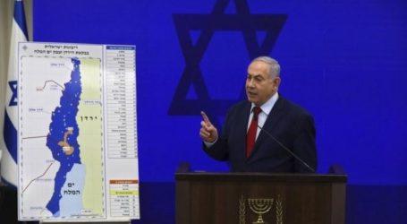 Trump Mundur Dukung Rencana Aneksasi oleh Netanyahu