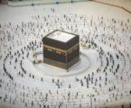Jamaah Haji Lakukan Tawaf Perpisahan