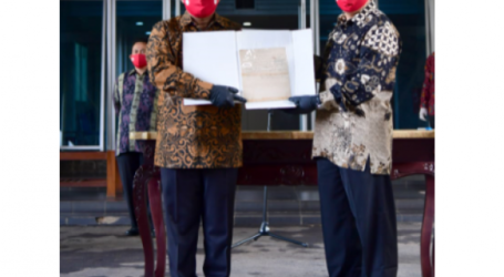 HUT RI Ke-75, Naskah Asli Teks Proklamasi Akan Ditampilkan di Istana Merdeka