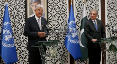 Presiden Terpilih MU PBB Desak Penyelesaian Sengketa Kashmir