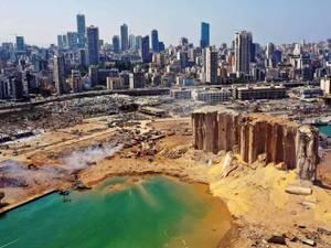 Bantuan Untuk Beirut Terus Berlanjut