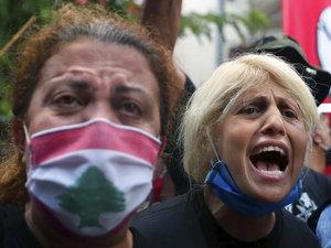 Lebanon Catat Lonjakan Tertinggi Infeksi COVID-19