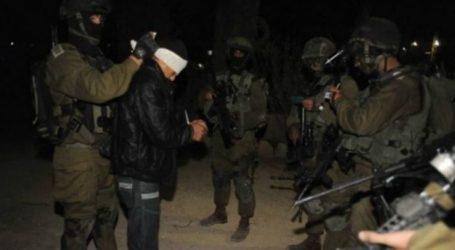 Empat Pemuda Palestina Akan Serang Pemukiman Yahudi, Ditangkap