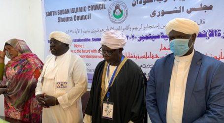 Dewan Shoura Dewan Islam Sudan Selatan Dimulai di Juba