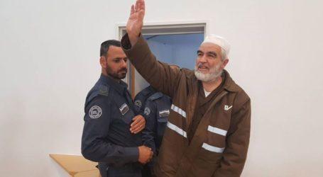 Pengacara: Israel Tempatkan Syaikh Raed Sholah di Sel Isolasi