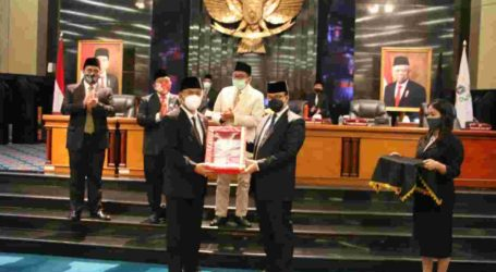 Gubernur Anies Apresiasi DPRD DKI Jakarta Setujui Usulan Dua Raperda