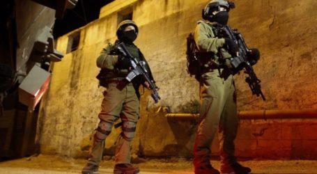 Pasukan Israel Kembali Culik Beberapa Warga Palestina