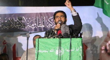 Pemimpin Hamas: Perlawanan Akan Terus Berlanjut Kecuali Blokade Gaza Dicabut
