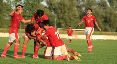 Laga Uji Coba: Indonesia Unggul 2-1 Atas Qatar