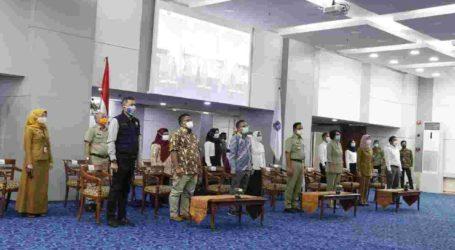 Anies Apresiasi Tenaga Kesehatan untuk Penanganan Covid-19 di Jakarta