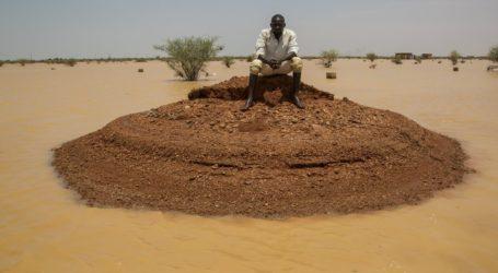 Banjir Terburuk di Sudan Lumpuhkan Ekonomi di Tengah Pandemi