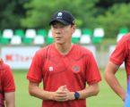 Shin Tae-yong: Taktik dan Performa Timnas U-19 Indonesia Meningkat