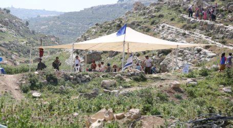 Ain Fara'a, Wisata Alam Palestina Yang Terancam Permukiman Ilegal