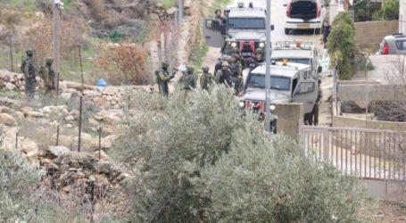 Pasukan Israel Berlakukan Jam Malam di Desa Kisan