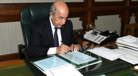 Aljazair Akan Adakan Referendum Revisi Konstitusi