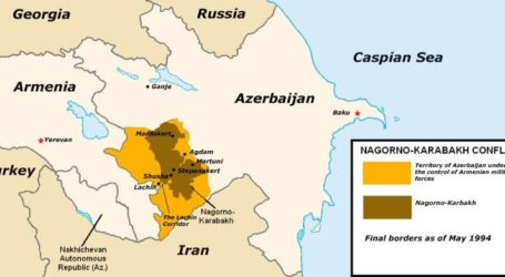 Nagorno-Karabakh Wilayah Pusaran Konflik Tak Berkesudahan
