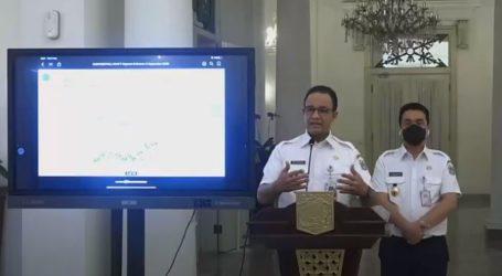 Gubernur Anies Tarik Rem Darurat, Jakarta Kembali PSBB Total