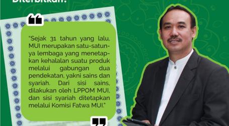 MUI Terbitkan Panduan Ketetapan Halal