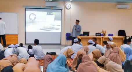 Santri Tahfidz Al-Fatah Bogor Adakan Seminar Study & Motivation Planing