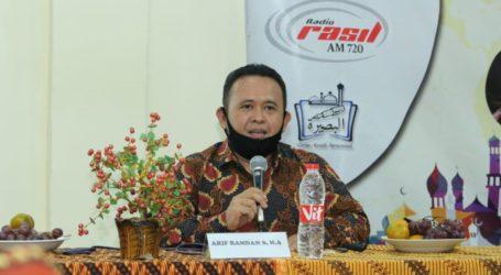 Arif Ramdan: Peluang Jurnalisme Dakwah di Era Digital