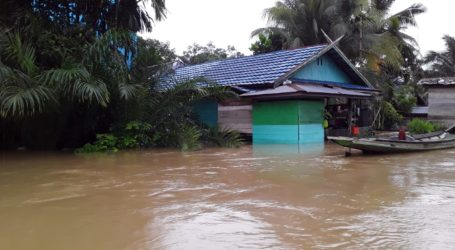 Banjir Kotawaringin Timur, Bupati Tetapkan Masa Tanggap Darurat 14 Hari