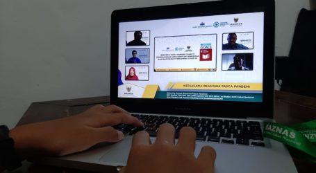 Program Donasi Beasiswa Pasca Pandemi Tahap Kedua