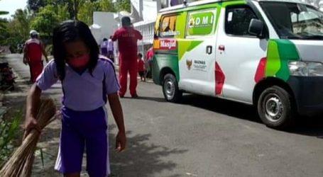 """Menjaga Toleransi di Tengah Pandemi"", Gotong Royong Bersihkan Tempat Ibadah"