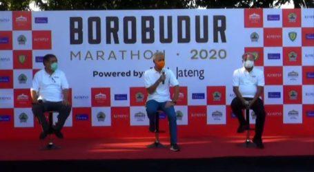 Borobudur Marathon 2020 Digelar Virtual