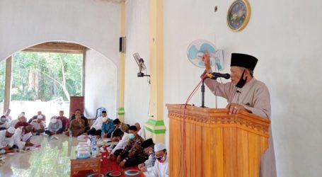 Ustadz Khozin: Ummat Islam Kebal dari Penyakit Karena Sholat