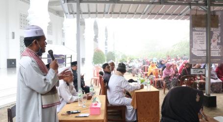 Muslimat Muhajirun Lomba Masak Labu Kuning