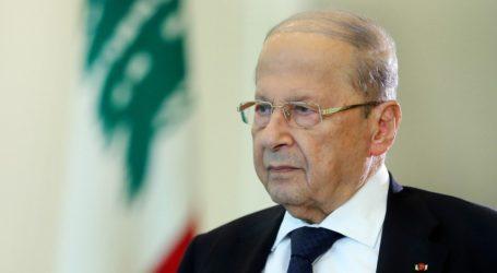 """Presiden Aoun: Lebanon """"ke Neraka"""" Jika Pemerintahan Tidak Dibentuk"""
