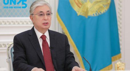 Presiden Kazakhstan: Dunia Perlu Berbuat Lebih Perangi Pandemi