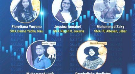 Indonesia Terbaik Kedua Olimpiade Ekonomi Internasional