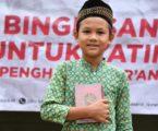 Santri Hafidz Ini Ingin Jadi TNI untuk Bahagiakan Almarhum Ayahnya