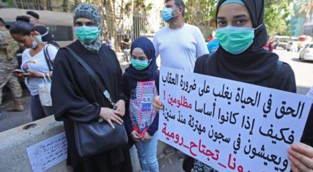 Sekitar 200 Tahanan di Penjara Beirut Terinfeksi Covid-19