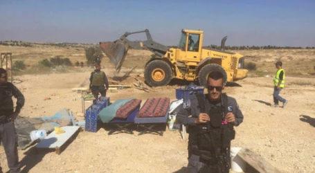Israel Hancurkan Desa Badui Palestina ke-178 Kalinya
