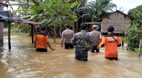 Sebanyak 14.891 Jiwa Terdampak Banjir di Kalimantan Selatan