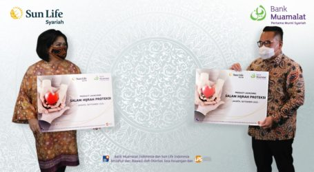 Sun Life Indonesia dan Bank Muamalat Indonesia Hadirkan 'Salam Hijrah Proteksi'
