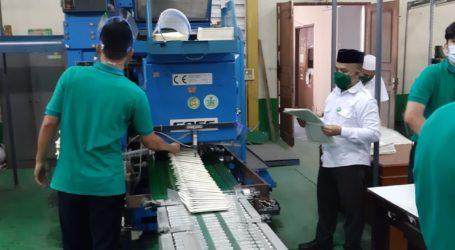 UPQ Kemenag Sudah Distribusikan 608.349 Al-Quran