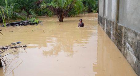 Banjir dan Tanah Longsor Landa Enam Kecamatan di Aceh Barat Daya