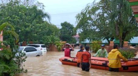 Banjir dan Tanah Longsor Landa Kabupaten Pesisir Selatan, Sumbar
