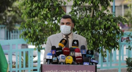 Menkes Gaza: Kurva Kasus Covid-19 di Gaza Stabil