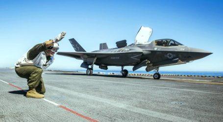 """UEA Secara Resmi Ajukan Permintaan Pembelian Pesawat """"F-35"""" AS"""